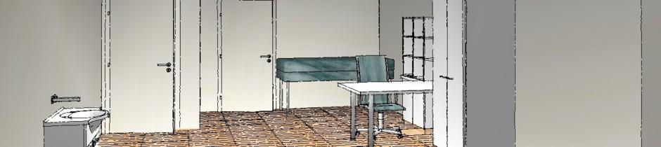 schreinerei otter 3d raumplanung. Black Bedroom Furniture Sets. Home Design Ideas